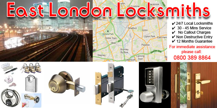 east-london-locksmiths